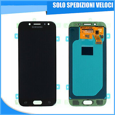 Schermo Display Lcd + Touch Screen Samsung Galaxy J5 2017 Sm-J530F J530 Nero