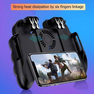 H9 Mobile Phone Game Handle Controller Joystick Trigger Gamepad for PUBG Games