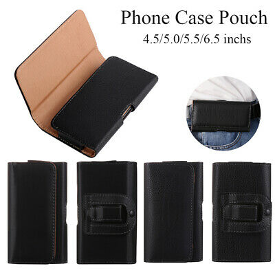 ce94b29cc2 Pockets Belt Clip Holster Phone Case Pouch For Huawei Xiaomi Samsung iPhone