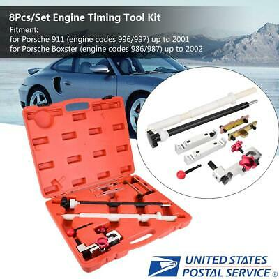 8Pcs Engine Timing Tool Kit Fit for Porsche 911 Boxster 996//997//987
