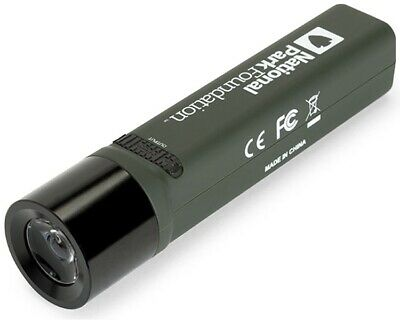 Celestron National Park Foundation Rechargeable Power Pack and LED Flashlight