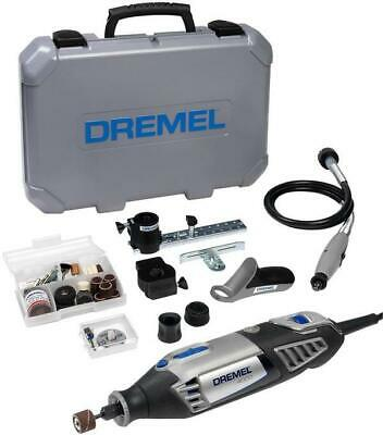 Dremel - 4000-4/65 - 175w Multi Tool 230v With 4 Attachments + 65 Ez Accs