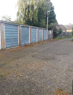 Freehold Garage For Sale In Basingstoke, Brick Built, Secure, 24 Hour Access