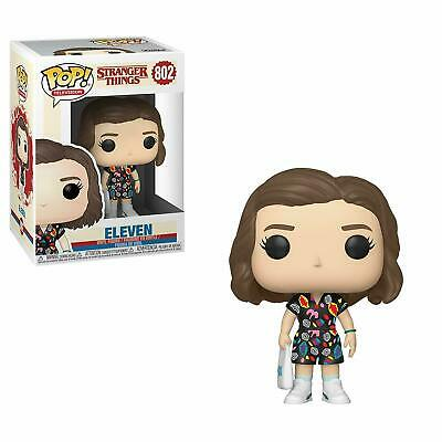 Funko Toys Pop TV season 3 Stranger Things Eleven Mall Outfit W/ Pop Protector