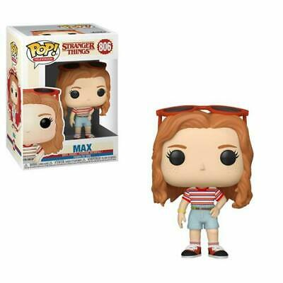 STRANGER THINGS 3 - MAX IN MALL OUTFIT - FUNKO POP W/ Pop Protector