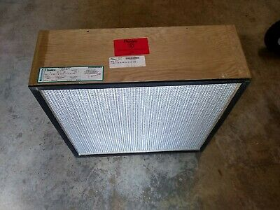 Flanders Filter P-007-C-04-00-NU-12-13-GG-F2U5 Air Conditioning Filter Actual Si