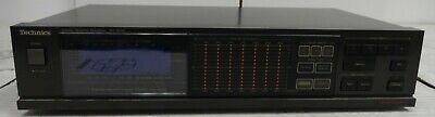 Technics SH-8046 Stereo Graphic Equalizer Powers On Fully Functional (3E3.31.JK)