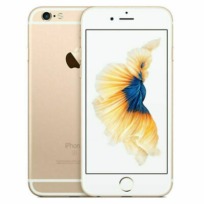 Apple iPhone 6s 16GB Verizon + GSM Unlocked 4G LTE Smartphone AT&T T-Mobile Gold