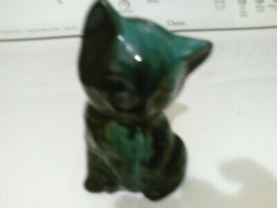 Blue Mountain Pottery figurine CAT
