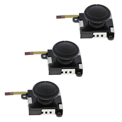 3 x Replacement Analog Joystick Rocker for Nintendo Switch NS JoyCon