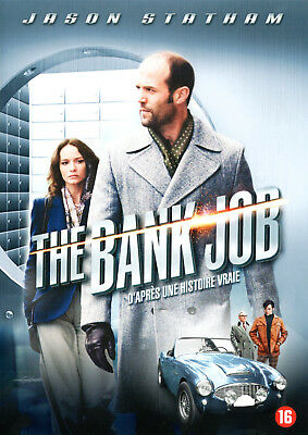 DVD - THE BANK JOB : BRAQUAGE A L'ANGLAISE [Jason Statham] Action - NEUF