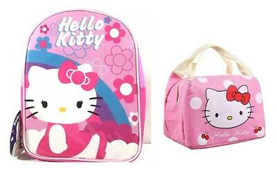 94b827477 HELLO KITTY TODDLER Rolling BackPack 12