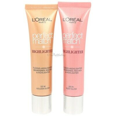 L'oréal Perfect  Match Highlighter **Farbauswahl**
