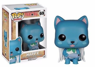 Funko Pop! Anime Fairy Tail Happy Action Figure