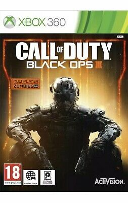 Call of Duty: Black Ops III 3 for Xbox 360 – UK Preowned – FAST DISPATCH