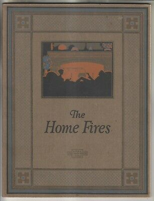 1923 Catalog - The Home Fires - American Face Brick Association - Chicago