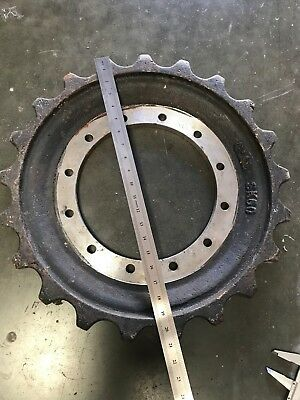 2404N267 Driving Sprocket FITS NEW HOLLAND E70E80 EH70 EH80 E70BSR E80BSMR