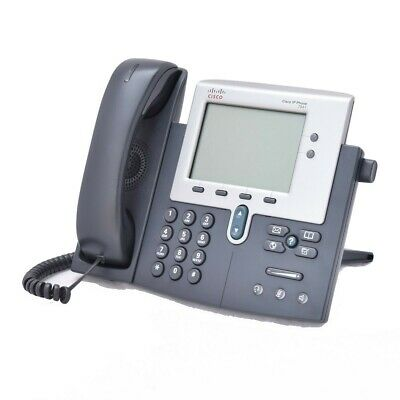 CISCO 7940 SIP Latest Firmware Unified IP VoIP Phone CP-7940G
