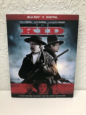 The Kid 2019 Blu Ray + Digital HD Ethan Hawke, Dane DeHaan