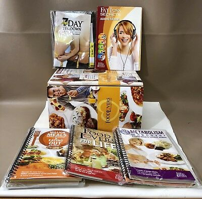The Food Lovers Fat Loss System Diet Weight Loss Program BR/PC1