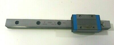 """IKO PS2 MES25 Linear Roller Bearing/IKO LWE Monorail Guide System 12"""""""