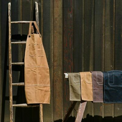 BEST SELLER Coppin Waxed Canvas Apron AUS SHIPPING