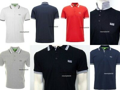 Hugo Boss Short Sleeve Men's Polo Shirt **Exclusive colour and Different size**