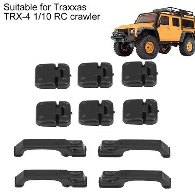 Super Scale Rubber Wipers for RC Cars 3pc set for Tamiya Axial RC4WD Scale 1/10 Radio Control & Control Line Cars, Trucks & Motorcycles