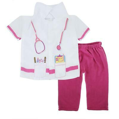 Cute Clothes Outfits for 18 Inch Doll Cosplay Doctor/Nurse Gift for Girls US#GD