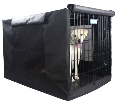 Extra Large Dog Crate Cover Kennel XL Pet Wire Cage Huge Folding Giant Breed 42""