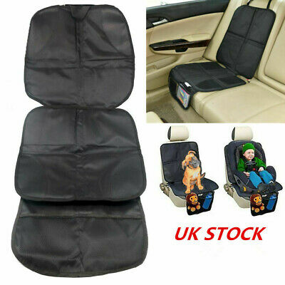 UK Waterproof Car Seat Protector Pad Non-Slip Child Pet Safety Mat Cushion Cover