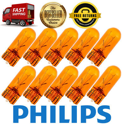 PHL 10X Standard Signaling Side Marker Light Bulb For 69-72 Plymouth Satellite