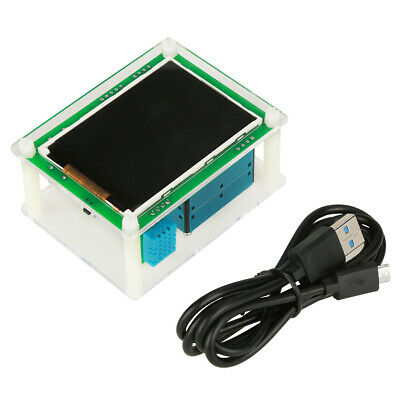 Household PM2.5 Detector Module Air Quality Dust Sensor LCD Display Monitor UK