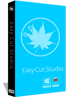 Easy Cut Studio Vinyl Cutting Software for USCutter, Roland, Graphtec, GCC.