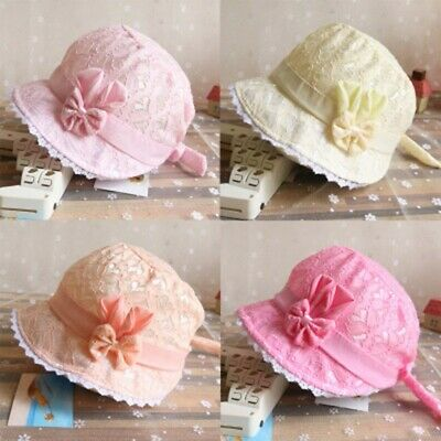 Baby Toddler Girls Summer Cute Hats Infant Peach Heart Printing Cotton Caps Kids