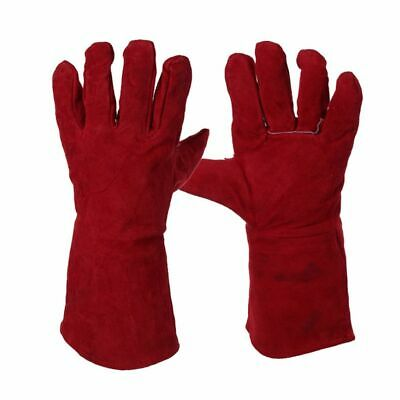 High Temperature Heat Resistant Melting Furnace Welding Gloves Fire Protection