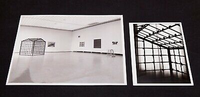 Sigmar Polke - 2 Photos 1996 - Installation