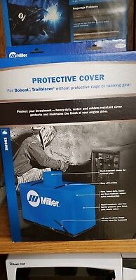 MILLER ELECTRIC Protective Welder Cover Heavy-Duty 301099