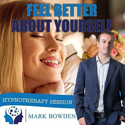Feel Better About Yourself - Self Hypnosis CD / MP3 and APP