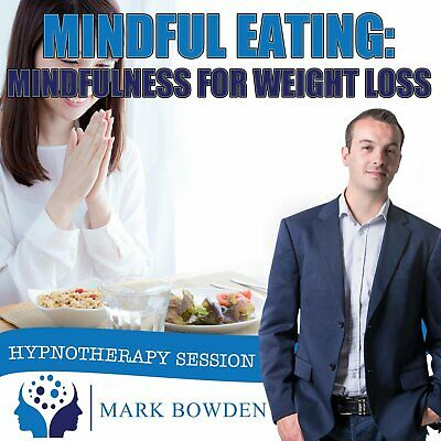 Mindful Eating (Weight Loss) - Self Hypnosis CD / MP3 and APP