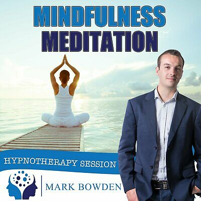 Mindfulness Meditation - Self Hypnosis CD / MP3 and APP (3 in 1 Purchase)