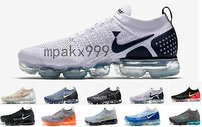 4e0a8afc02 Men's Vapormax 2.0 Air Casual Sneakers Running Sports Designer Trainer Shoes  New