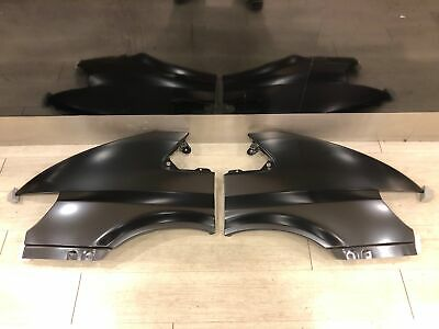 Ford Transit Mk6 2000 - 2006 Front Wing Wings Pair Left & Right Lh & Rh Primed