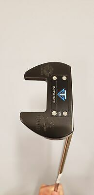 "Toulon Garage Portland 34.5"" Right Handed Putter Like New - Custom"