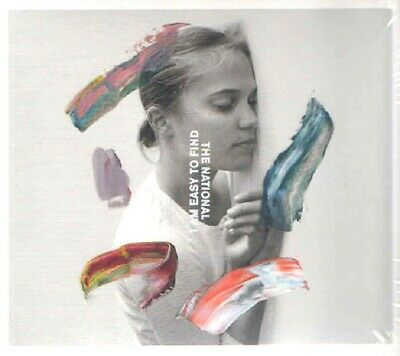 THE NATIONAL I Am Easy To Find - CD - Digipak