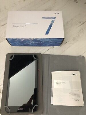 Acer Iconia One 7-Inch 16GB Tablet - Black B1-790 Incl Case