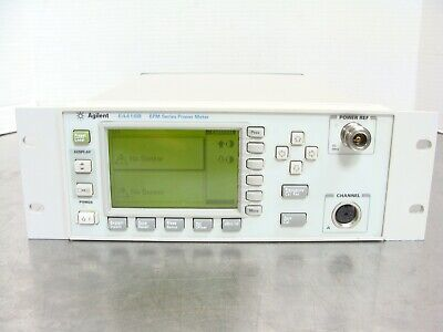 HP Agilent Keysight EPM Series E4418B Single-Channel RF Power Meter - No Head