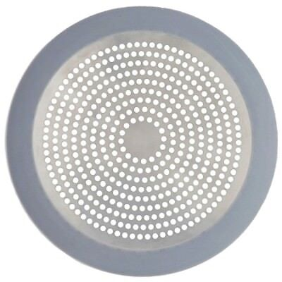 "rOund SHOWER STRAINER 5 3/4"" diameter Drain Cover stainless steel Grate PRL047"