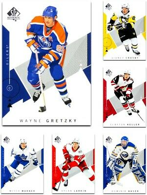 2018-19 SP Authentic **** PICK YOUR CARD **** From The BASE SET