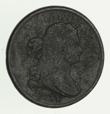 1804 Draped Bust Half Cent - Circulated *2801